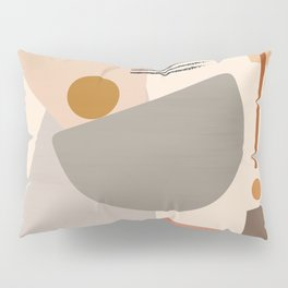 Modern Art II Pillow Sham