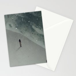 sea of stars Stationery Cards