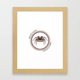 Southwest Jumper Framed Art Print