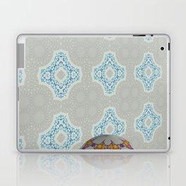 Hawaiian Diamond Header WallBall11 Laptop & iPad Skin