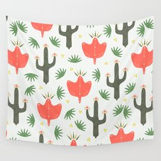 Mexican Spring Wall Tapestry