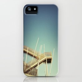 Industrial Stairs iPhone Case