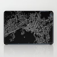oslo iPad Cases featuring Oslo by Line Line Lines