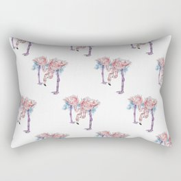 Flamingos Rectangular Pillow