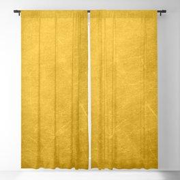 Sunshine Gold Blackout Curtain