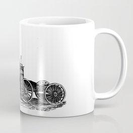 Steam car Coffee Mug