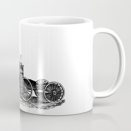 Steam car Coffee Mug