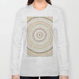 Mandala Peace Long Sleeve T-shirt