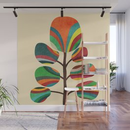 Exotica Wall Mural