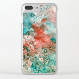Delusive Clear iPhone Case