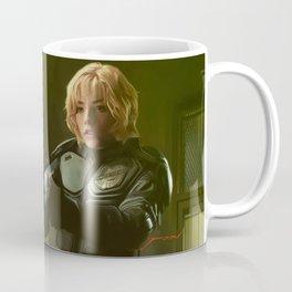Judge Anderson Dredd Coffee Mug