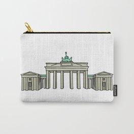 Brandenburg Gate in Berlin Carry-All Pouch