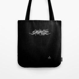 Savage trash Tote Bag