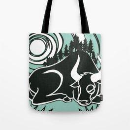 Astrology Northwest: Taurus Tote Bag