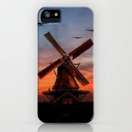 The Bombers Are Coming iPhone Case