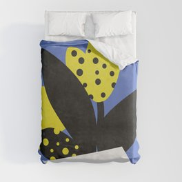 Modern flower 0130 Duvet Cover