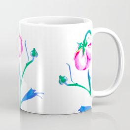 One Flower - Study 3. Back Coffee Mug