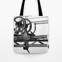 techno Tote Bags featuring Techno? by Let's make it happen
