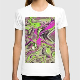 Molten Plastic T-shirt