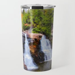Blackwater Falls, West Virginia Travel Mug