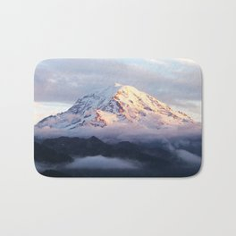 Marvelous Mount Rainier 2 Bath Mat