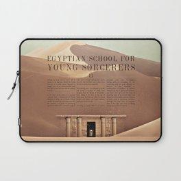 Wizarding Schools Around the World: Egypt Laptop Sleeve