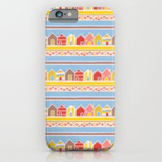 Beach Huts iPhone 6s Slim Case