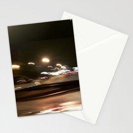 nightdrive 6 Stationery Cards