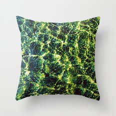 River Waters Throw Pillow
