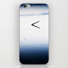 less than iPhone Skin