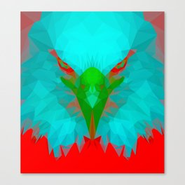 Eagle reimagined Canvas Print