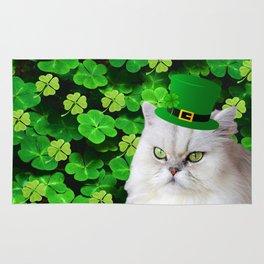 Patricks Irish Cat Rug