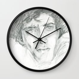 Robert M Wall Clock