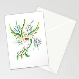 ''Aqui'' Stationery Cards