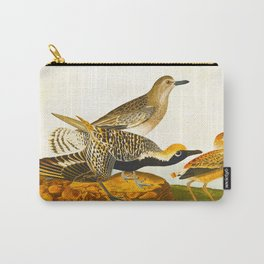 Black-bellied Plover Bird Carry-All Pouch
