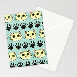 Kooky Cats Stationery Cards