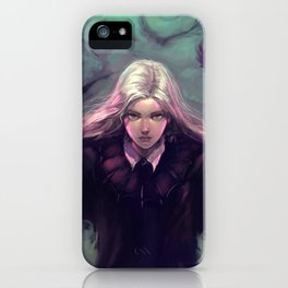 SOPHIE OF THE WOODS BEYOND iPhone Case