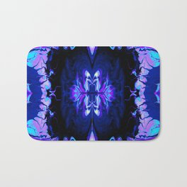 Fluid Kaleidoscope Bath Mat