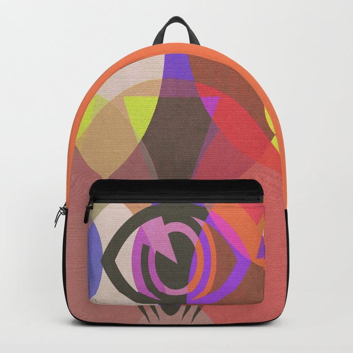 Wisdom and Fear Backpack