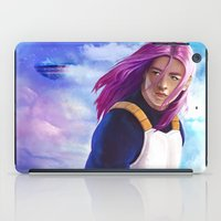 dragonball iPad Cases featuring Hope of the Future by Smojojo