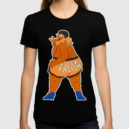 Gritty Isn't Here For Fascism T-shirt