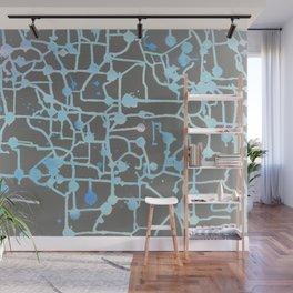 Inverted Circuit Breaker Wall Mural