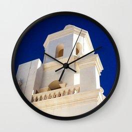 San Xavier 2 Wall Clock
