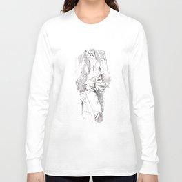 SUIT Long Sleeve T-shirt