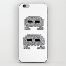 Celtic Invader iPhone & iPod Skin
