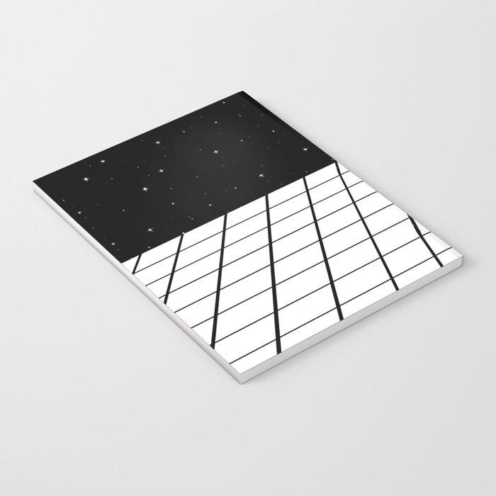 Pool Moon Notebook