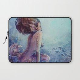 Siren of the reef Laptop Sleeve