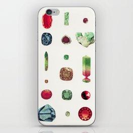 Precious Stones iPhone Skin