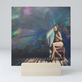 LE MAIUSCOLE Mini Art Print