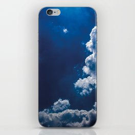Close to God iPhone Skin